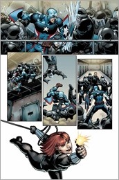 Captain America: Steve Rogers #7 First Look Preview 2