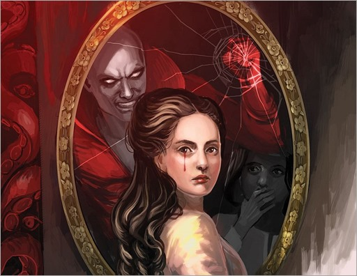 Deadman: Dark Mansion of Forbidden Love #2