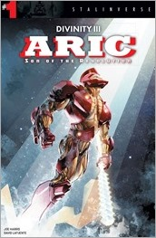 Divinity III: Aric, Son of the Revolution #1 Cover A - Crain