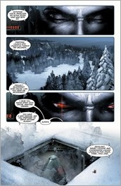 Divinity III: Komandar Bloodshot #1 First Look Preview 1