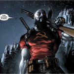 Preview of Divinity III: Komandar Bloodshot #1 by Lemire & Crain