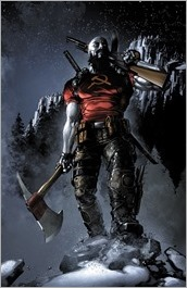 Divinity III: Komandar Bloodshot #1 First Look Preview 3
