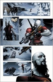 Divinity III: Komandar Bloodshot #1 First Look Preview 4