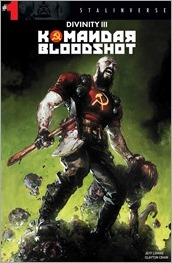 Divinity III: Komandar Bloodshot #1 Cover A - Crain