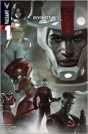 Divinity III: Stalinverse #1 Cover A - Djurdjevic