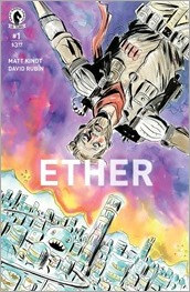 Ether #1 Cover - Lemire Variant