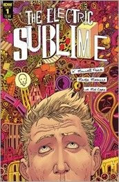 The Electric Sublime #1 Cover