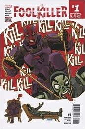 Foolkiller #1 Cover