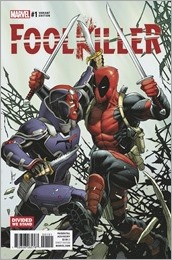 Foolkiller #1 Cover - Keown Divided We Stand Variant