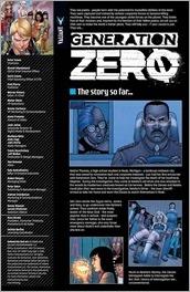 Generation Zero #3 Preview 1