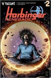 Harbinger Renegade #2 Cover A - Robertson