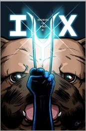 Inhumans vs. X-Men #1 Cover - Zdarsky Party Variant