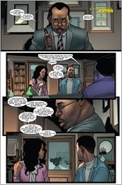 Invincible Iron Man #1 First Look Preview 1
