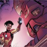 First Look: Invincible Iron Man #1 by Bendis & Caselli