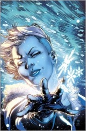 JUSTICE LEAGUE OF AMERICA: KILLER FROST #1 - cover by IVAN REIS and JOE PRADO and MARCELO MAIOLO
