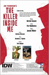 Jim Thompson's The Killer Inside Me #2 Preview 1