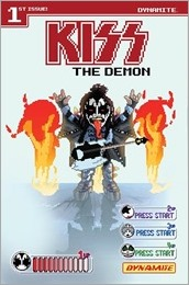 KISS: The Demon #1 Cover C - Adams