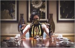 LanaCosplay as Scorpion (Photo by NGO Photography)