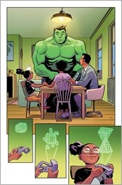 Moon Girl and Devil Dinosaur #13 First Look Preview 1