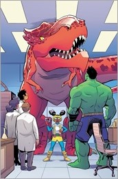 Moon Girl and Devil Dinosaur #13 First Look Preview 2