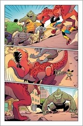 Moon Girl and Devil Dinosaur #13 First Look Preview 3