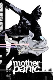 Mother Panic #1 cover - Edwards Variant
