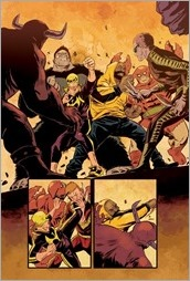 Power Man and Iron Fist #10 First Look Preview 1