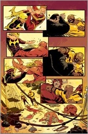 Power Man and Iron Fist #10 First Look Preview 2