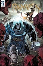 Ragnarok #10 Cover