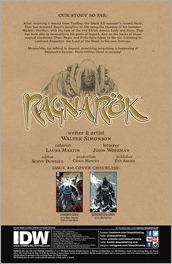 Ragnarok #10 Preview 1