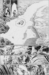 Savage #2 First Look Preview 1