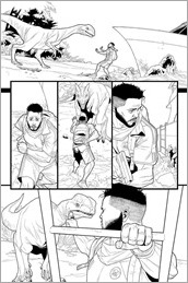 Savage #2 First Look Preview 5