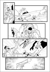 Savage #2 First Look Preview 7
