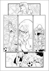 Savage #2 First Look Preview 8