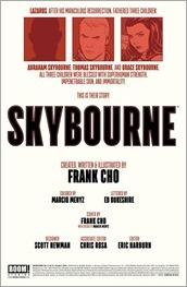 Skybourne #2 Preview 1