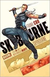 Skybourne #2 Cover