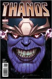 Thanos #1 Cover - Dekal Variant