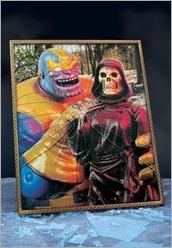 Thanos #1 Cover - Kropinak Toy Variant