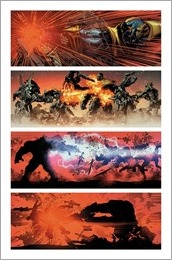 Thanos #1 First Look Preview 1