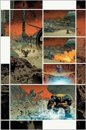 Thanos #1 First Look Preview 3