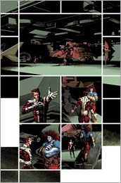 Thanos #1 First Look Preview 4