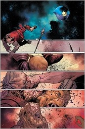 The Unworthy Thor #1 First Look Preview 1