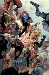 The Unworthy Thor #1 First Look Preview 2