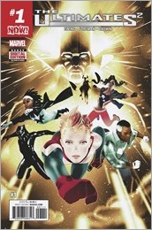 Ultimates 2 #1 Cover