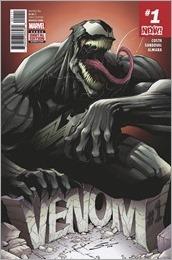 Venom #1 Cover