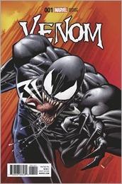 Venom #1 Cover - Leonardi Variant