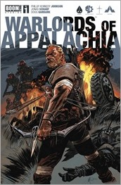 Warlords of Appalachia #1 Cover - Carnevale