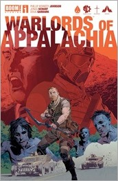 Warlords of Appalachia #1 Cover B - Sammelin