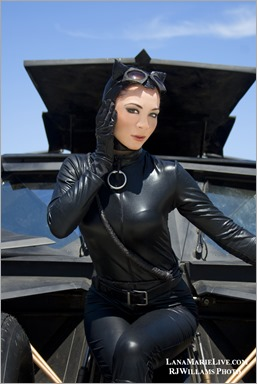 LanaCosplay as Catwoman (Photo by RJ Williams)
