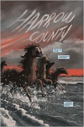 Harrow County #17 Preview 2
